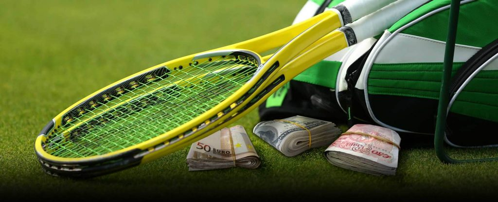 Bet on tennis sport wwe money in the bank betting odds
